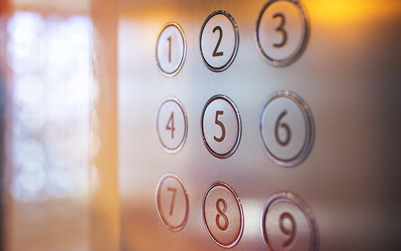Elevator Electronics – Varbergs Skyltgravyr