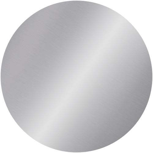 Rostfritt Blankpolerad