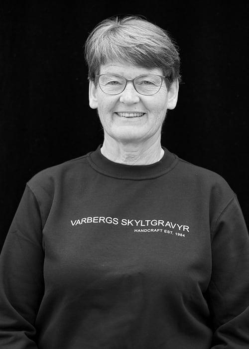 Elisabeth Göransson, Varbergs Skyltgravyr